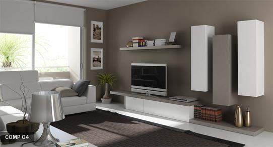 General archivos p gina 5 de 7 fontana mobiliario y decoraci n - Pintura para salones modernos ...