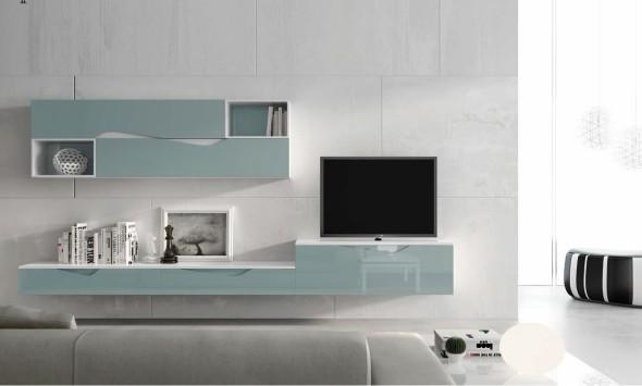 composicion-salon-azul-blanco-colgado-moderno