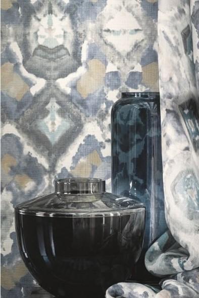 azuli-casamance-papel-pintado-diseño-abstracto-azul-tostado-gris